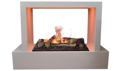 GLOW FIRE Elektrokamin »Humboldt OMC 600«, mit integriertem Knistersound/Knistereffekt kaufen
