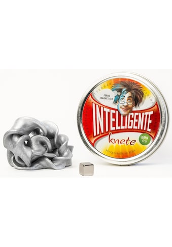 """INTELLIGENTE knete Intelligente Knete """"Ferromagnetisch  -  Silber"""" kaufen"""