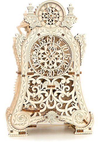 Wooden City Modellbausatz »Magische Uhr«, aus Holz; Made in Europe kaufen