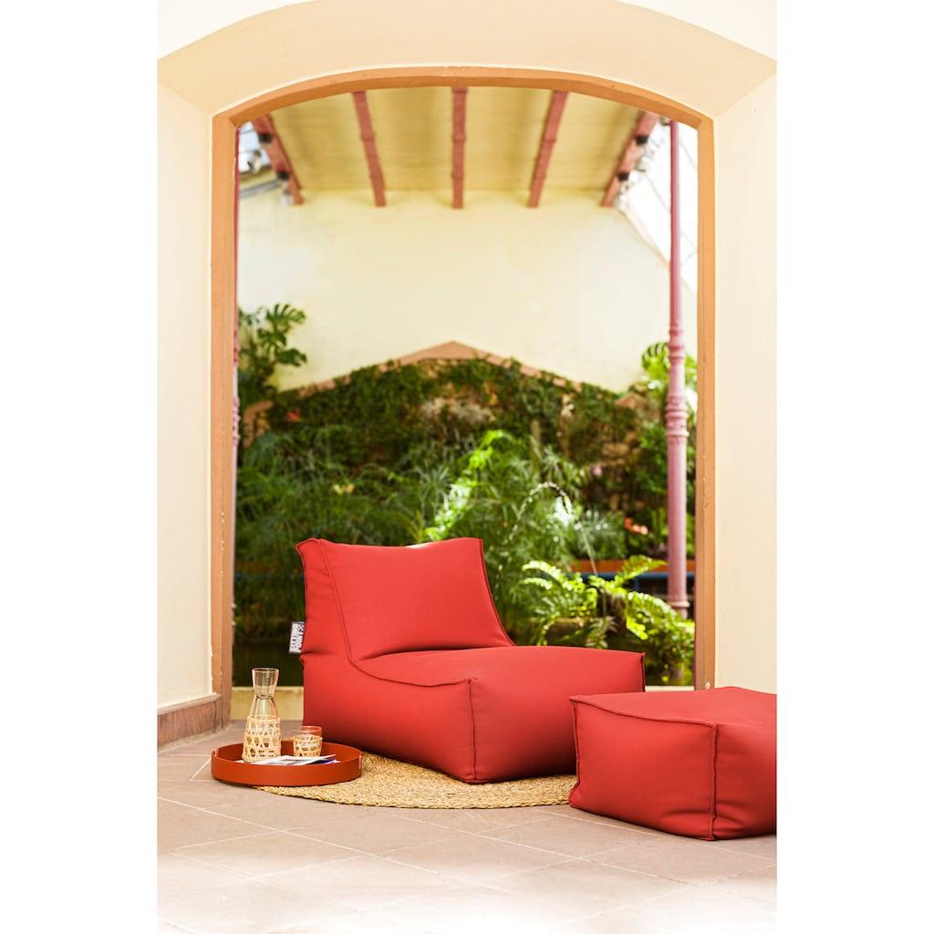Sitting Point Sitzsack »KORFU Roll«, SITTING POINT für Indoor und Outdoor