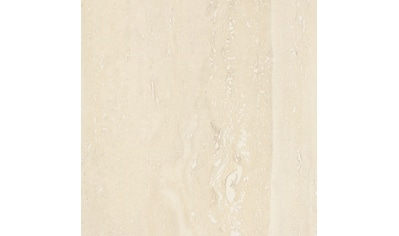 BODENMEISTER Packung: Laminat »Fliesenoptik Travertin hell - braun«, 60 x 30 cm Fliese, Stärke: 8 mm kaufen