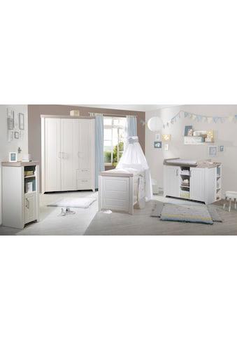 roba® Babyzimmer-Komplettset »Felicia«, (Set, 3 St.), mit Kinderbett, Schrank und... kaufen