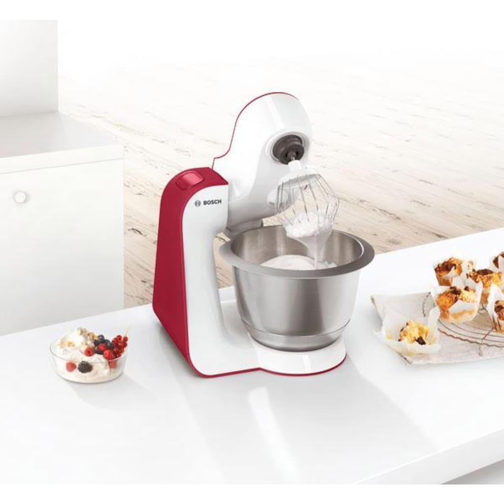 BOSCH Küchenmaschine »StartLine MUM54R00«, 900 W, 3,9 l Schüssel