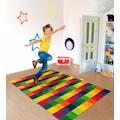 Arte Espina Teppich »Joy 4081«, rechteckig, 11 mm Höhe, Wohnzimmer