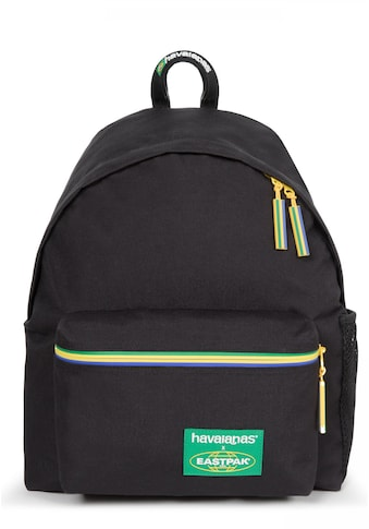 Eastpak Freizeitrucksack »Eastpak x Havaianas  -  PADDED PAK'R havaianas black« kaufen