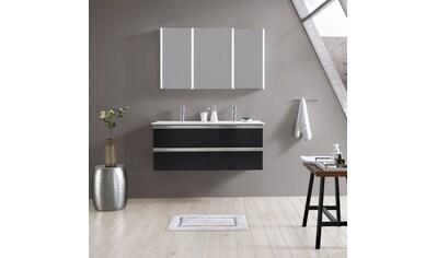 maw by GEO Badezimmerspiegelschrank »A-SPS12070 LED-Spiegelschrank 3-teilig«,... kaufen