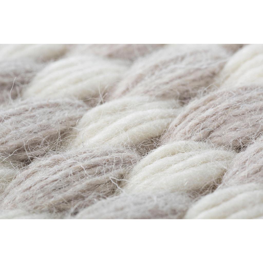 Wollteppich, »Finn«, LUXOR living, rechteckig, Höhe 12 mm, handgewebt