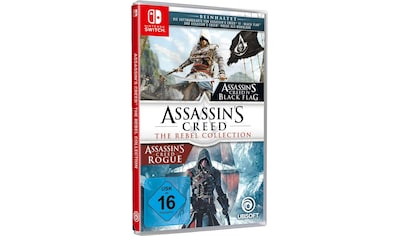 UBISOFT Spiel »Assassin's Creed The Rebel Collection«, Nintendo Switch kaufen