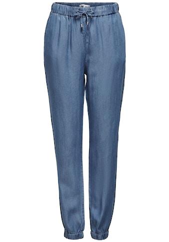 Only Jogger Pants »ONLTESSA«, in Denim Optik kaufen
