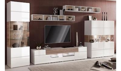 Wohnzimmermöbel Hochglanz Online Kaufen Baur