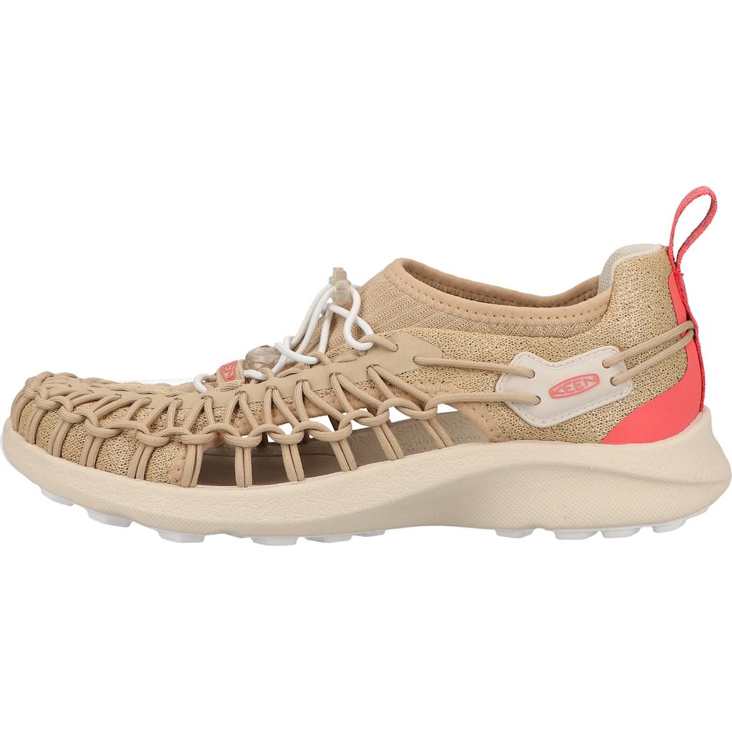 Keen Sandale »Lederimitat/Textil«