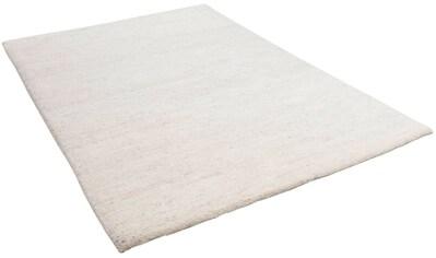 THEKO Wollteppich »Maloronga Uni«, rechteckig, 24 mm Höhe, echter Berber, reine Wolle,... kaufen