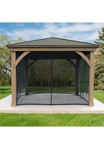 WESTMANN Pavillonseitenteile, für Holzpavillon »Devon 12x12« kaufen
