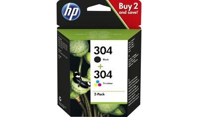 HP »hp 304 Druckerpatrone Multipack« Tintenpatrone kaufen