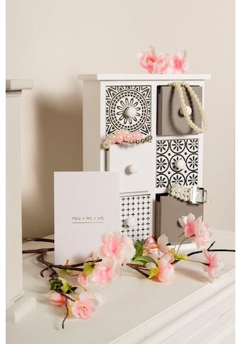 my Flair Kommode »Flora«, mit 6 Schubladen kaufen