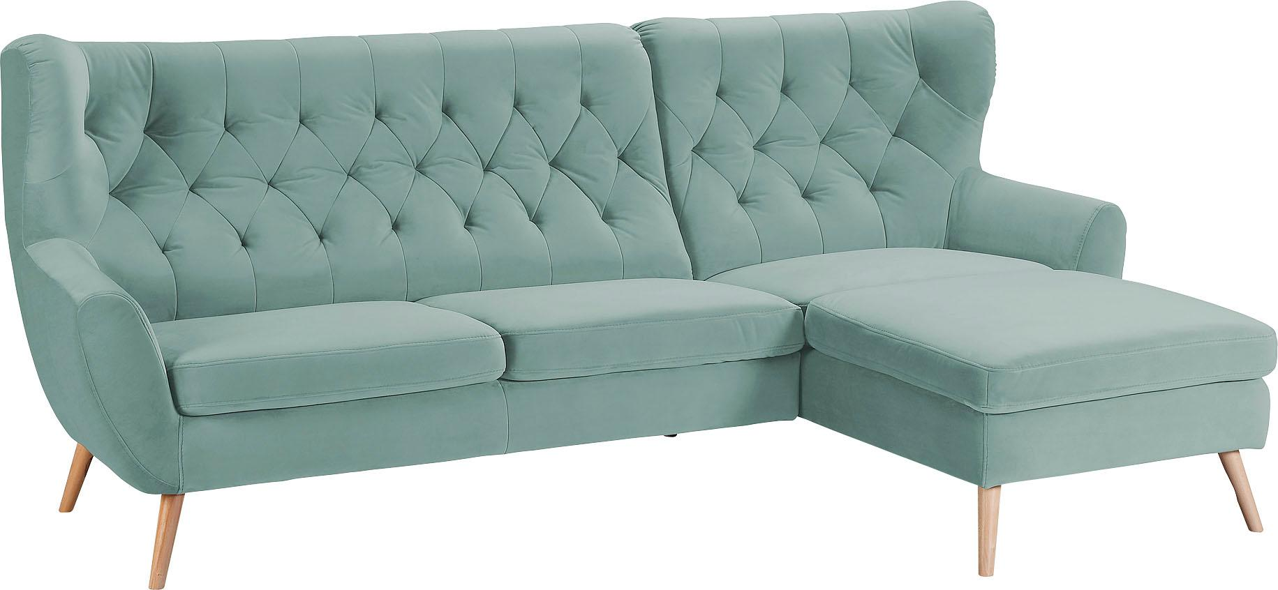 Home affaire Ecksofa VOSS