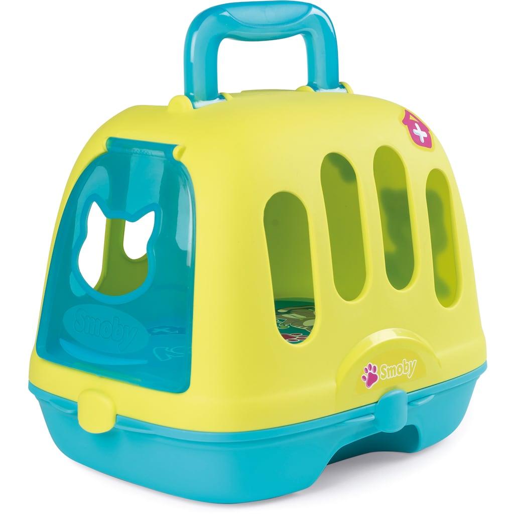 Smoby Spielwelt »Tierarzt-Spielset im Koffer«, Made in Europe