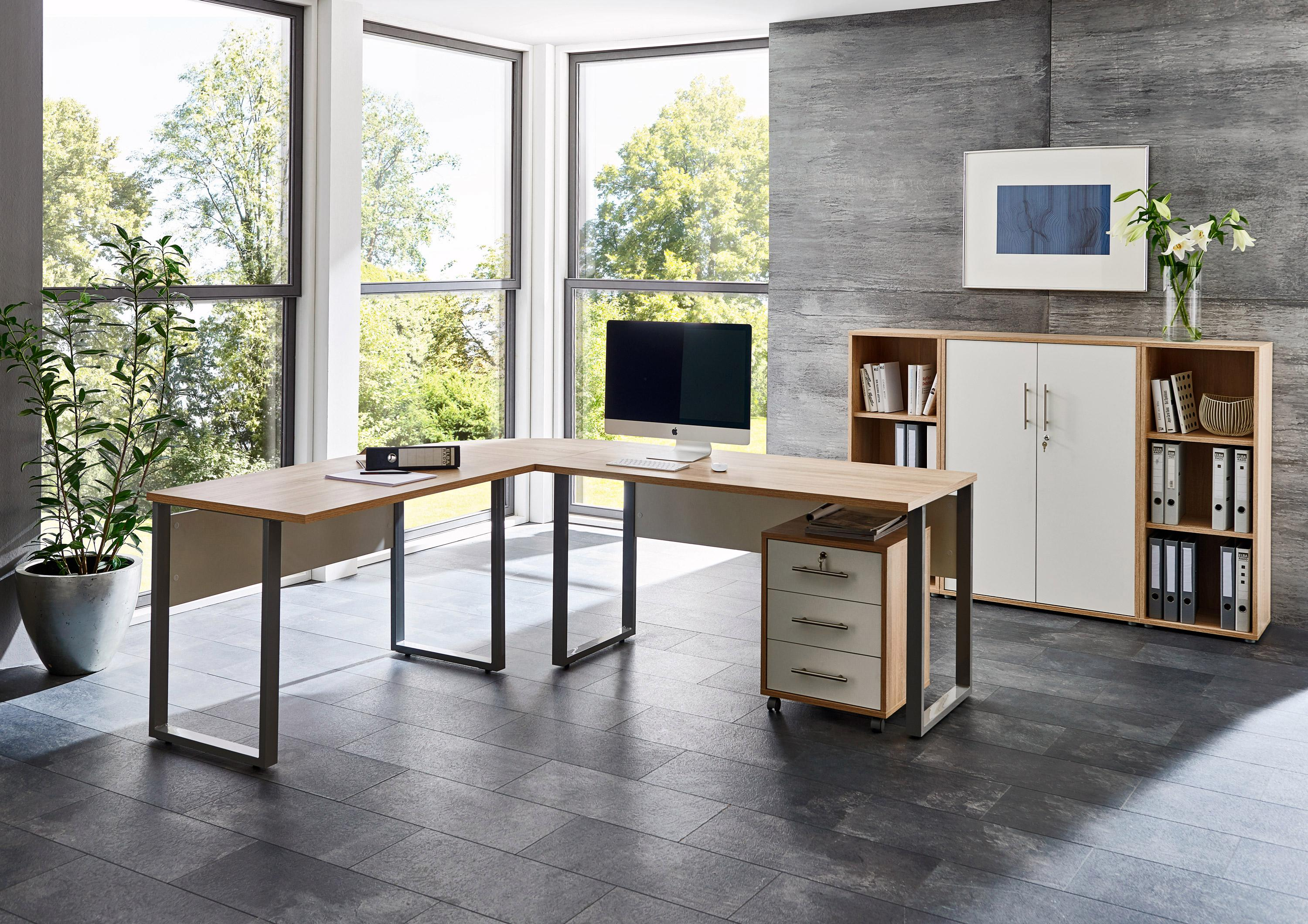 Büro-Set Tabor Office 2 (Set 6-tlg) | Büro > Büromöbel-Serien | Braun