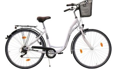 FASHION LINE Cityrad 6 Gang Shimano TZ 50 Schaltwerk, Kettenschaltung kaufen