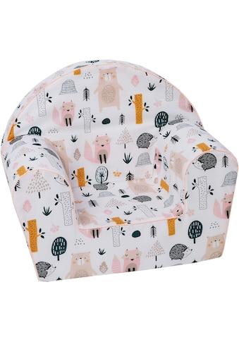 Knorrtoys® Sessel »Wildlife«, für Kinder; Made in Europe kaufen