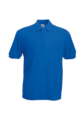 Fruit of the Loom Poloshirt »Pocket 65/35 Piqué-Polo-Shirt« kaufen
