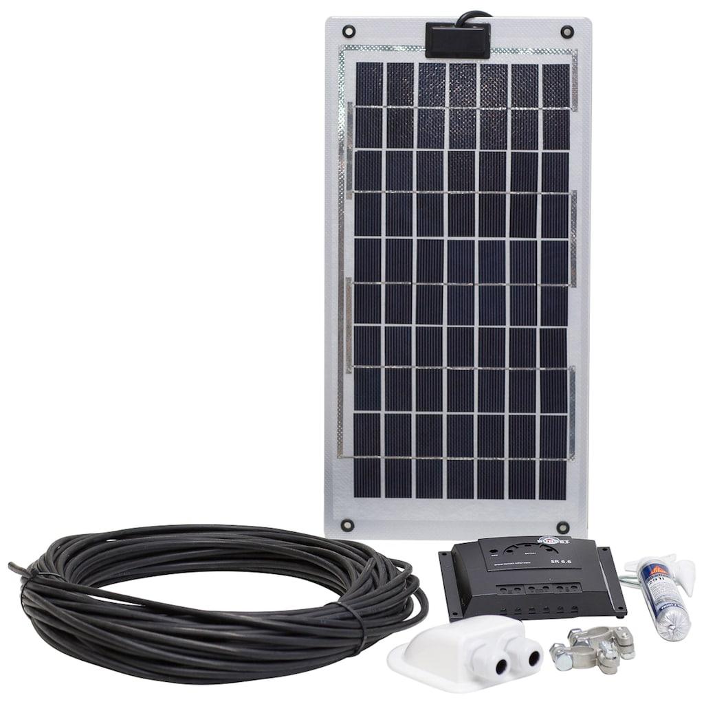 Sunset Solarmodul, für Boote, Yachten oder Caravan, 10 Watt