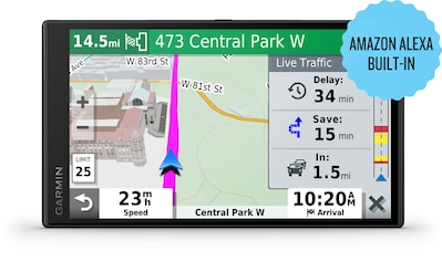 Garmin Navigationsgerät »DriveSmart 65 mit Amazon Alexa MT - S EU 7 - Zoll« kaufen