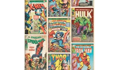 Papiertapete »Marvel Action Heroes« kaufen