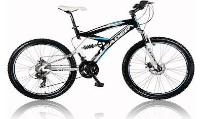 Leader Mountainbike »Energy«, 21 Gang Shimano Tourney Schaltwerk, Kettenschaltung kaufen