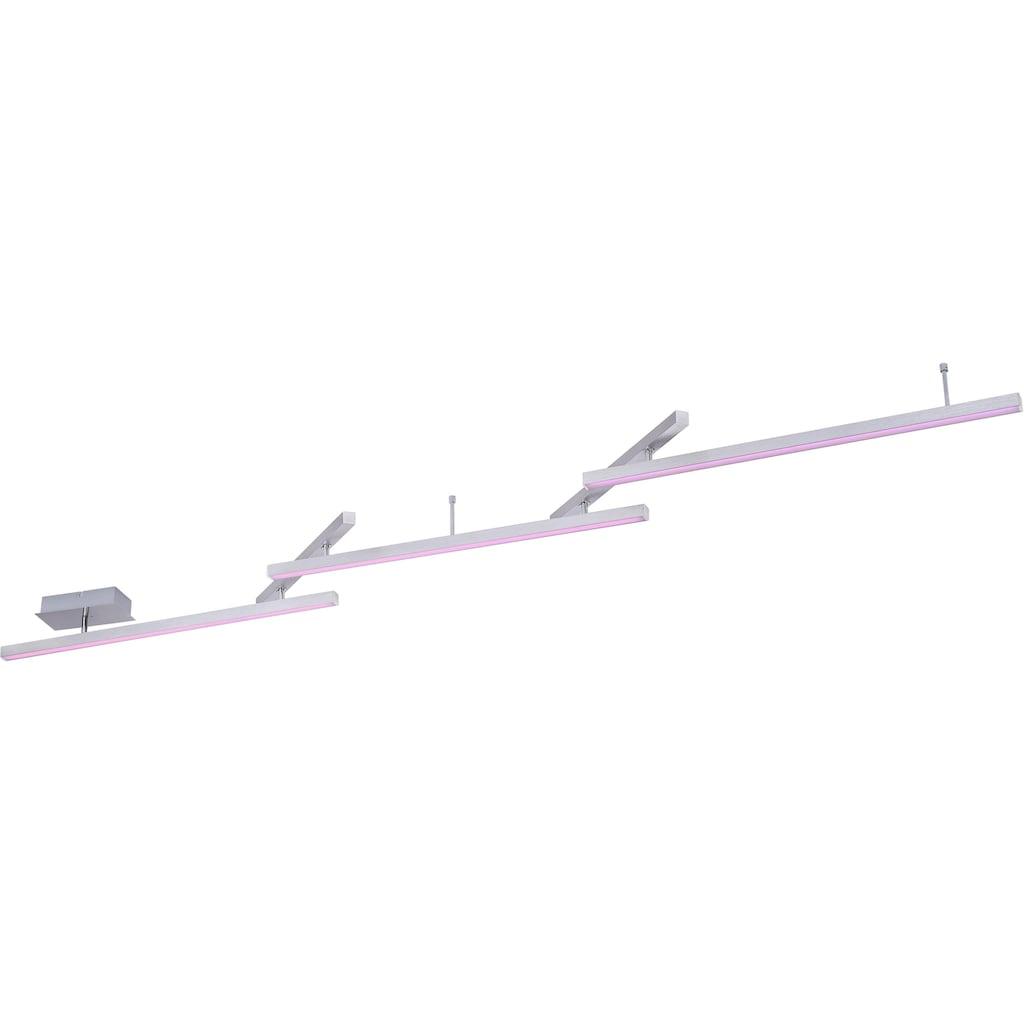 TRIO Leuchten,LED Deckenleuchte»MELBY«,