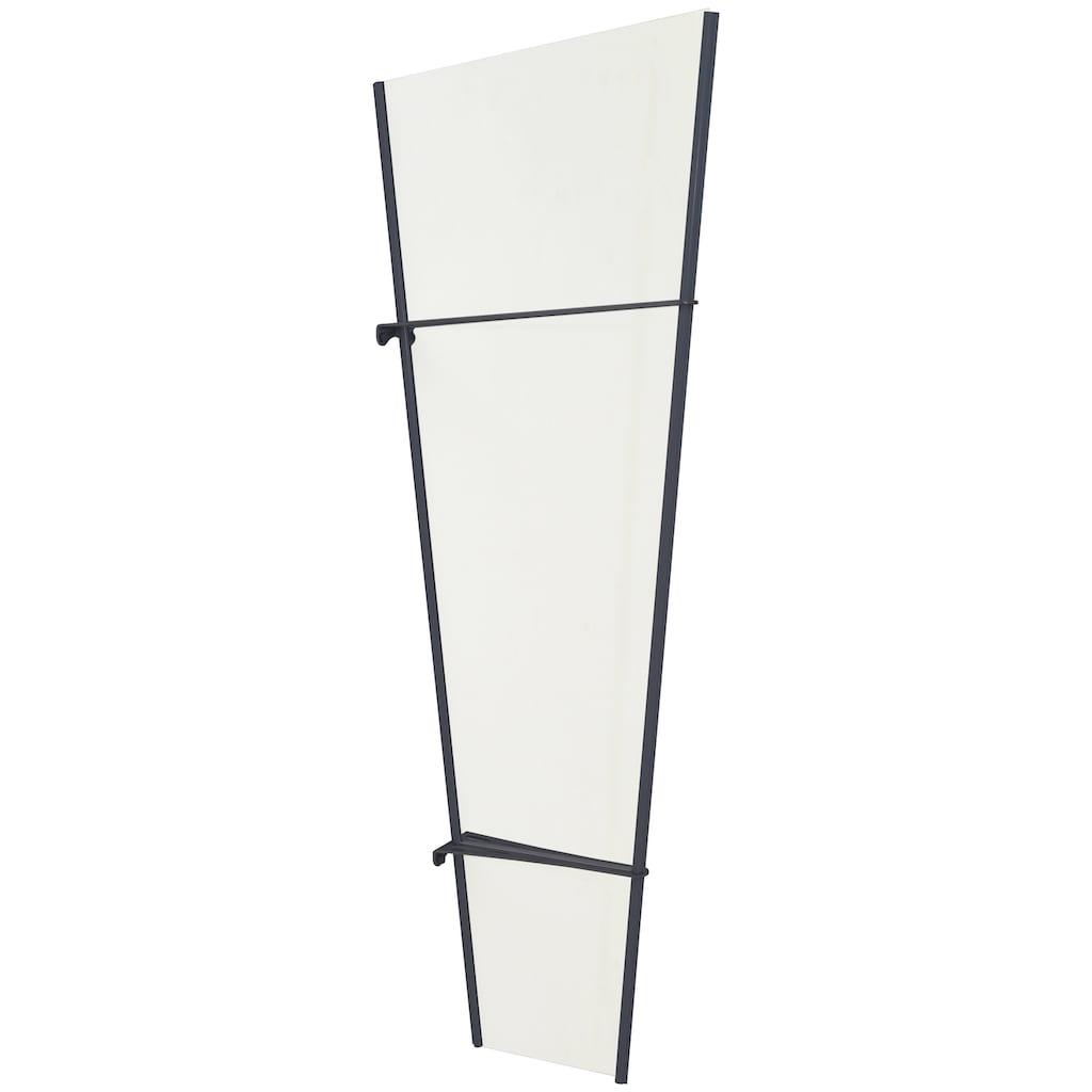 Palram Seitenblende »Pegasus 620«, TxH: 34,5-63,5x170,5 cm