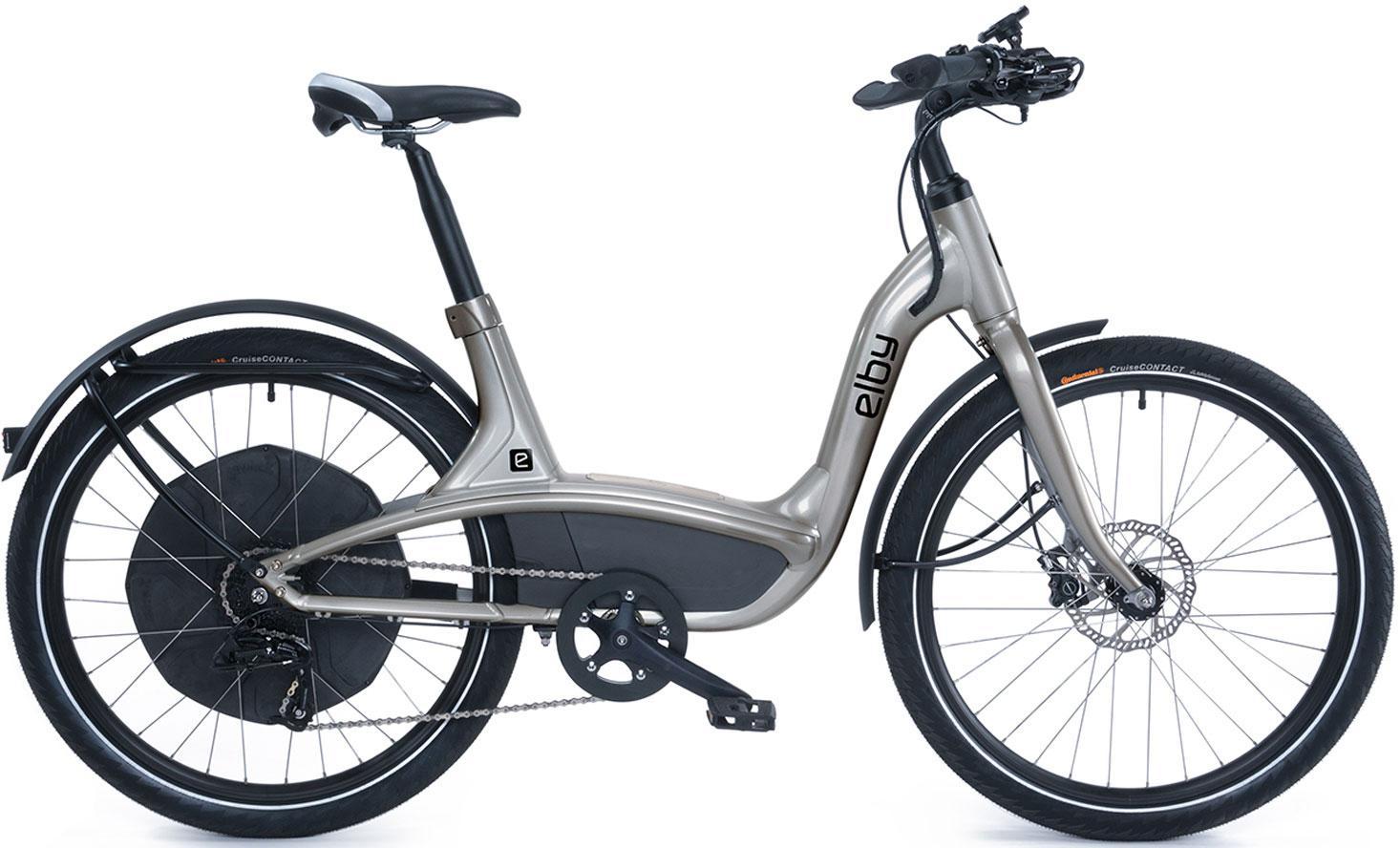 elby E-Bike »Elby Bike S1«, 9 Gang SRAM SRAM X ...