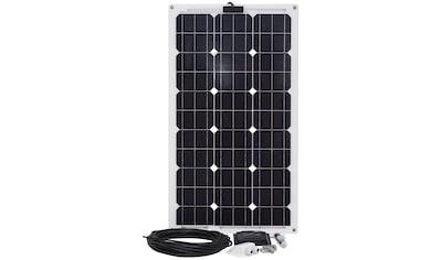 SUNSET Set: Solarstrom - Set für Boote, Yachten oder Caravan, 70 Watt kaufen