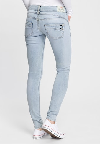 Herrlicher Slim-fit-Jeans »PIPER SLIM REUSED«, umweltfreundlich dank der ISKO New Technology kaufen