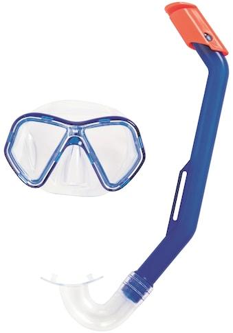 Bestway Schnorchel »Hydro-Swim™ Lil' Glider«, mit Tauchmaske, für Kinder von 3-6 Jahren kaufen