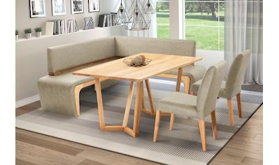 Premium collection by Home affaire Eckbankgruppe »Agram«, (Set, 4 tlg.) kaufen