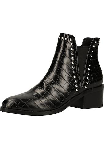 STEVE MADDEN Stiefelette »Lederimitat/Textil« kaufen