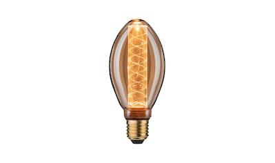 Paulmann LED-Leuchtmittel »Vintage-Birne B75 Inner Glow 4W E27 Gold mit Innenkolben Spiralmuster«, E27, 1 St. kaufen