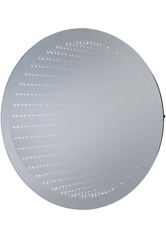 Badmobil LED-Lichtspiegel »Barcelona rund«, mit Infinity-Effekt kaufen