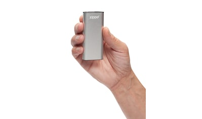 Zippo »HeatBank 3 Silber« Powerbank Mini 2600 mAh (4,5 V) kaufen