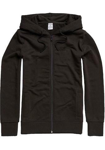 Superdry Sport Kapuzensweatshirt »TRAINING CORE SPORT ZIP«, mit dezentem Logo auf der Brust kaufen