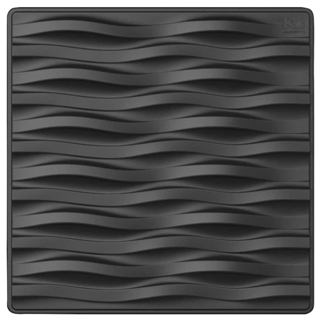 Kuberth Schutzpolster »Wandpuffer Wave Park Front«, BxL: 60x60 cm, für z.B. Garagen