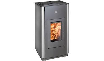 HAAS+SOHN Pelletofen »IV RLU/PGI 421.08 «, Stahl, 8,3 kW, Vermiculite kaufen
