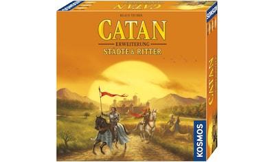 """Kosmos Spiel, """"Erweiterungsspiel, Catan, Städte & Ritter"""" kaufen"""