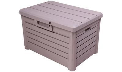 ONDIS24 Auflagenbox »Florida Kompakt«, 120 Liter, Kunststoff kaufen