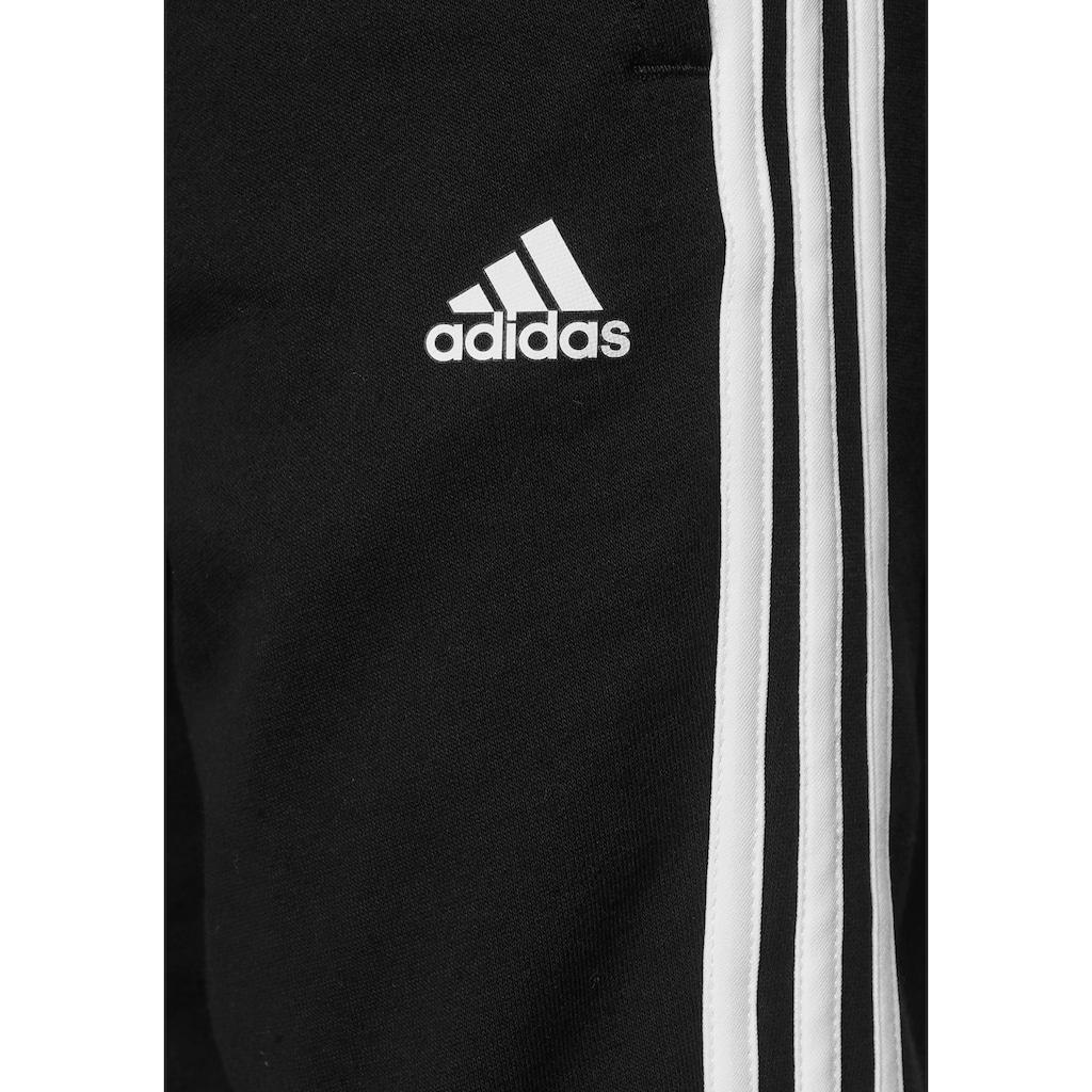 adidas Performance Trainingsanzug »JOUTH BOY COTTON TRACKSUIT«, (Set, 2 tlg.)