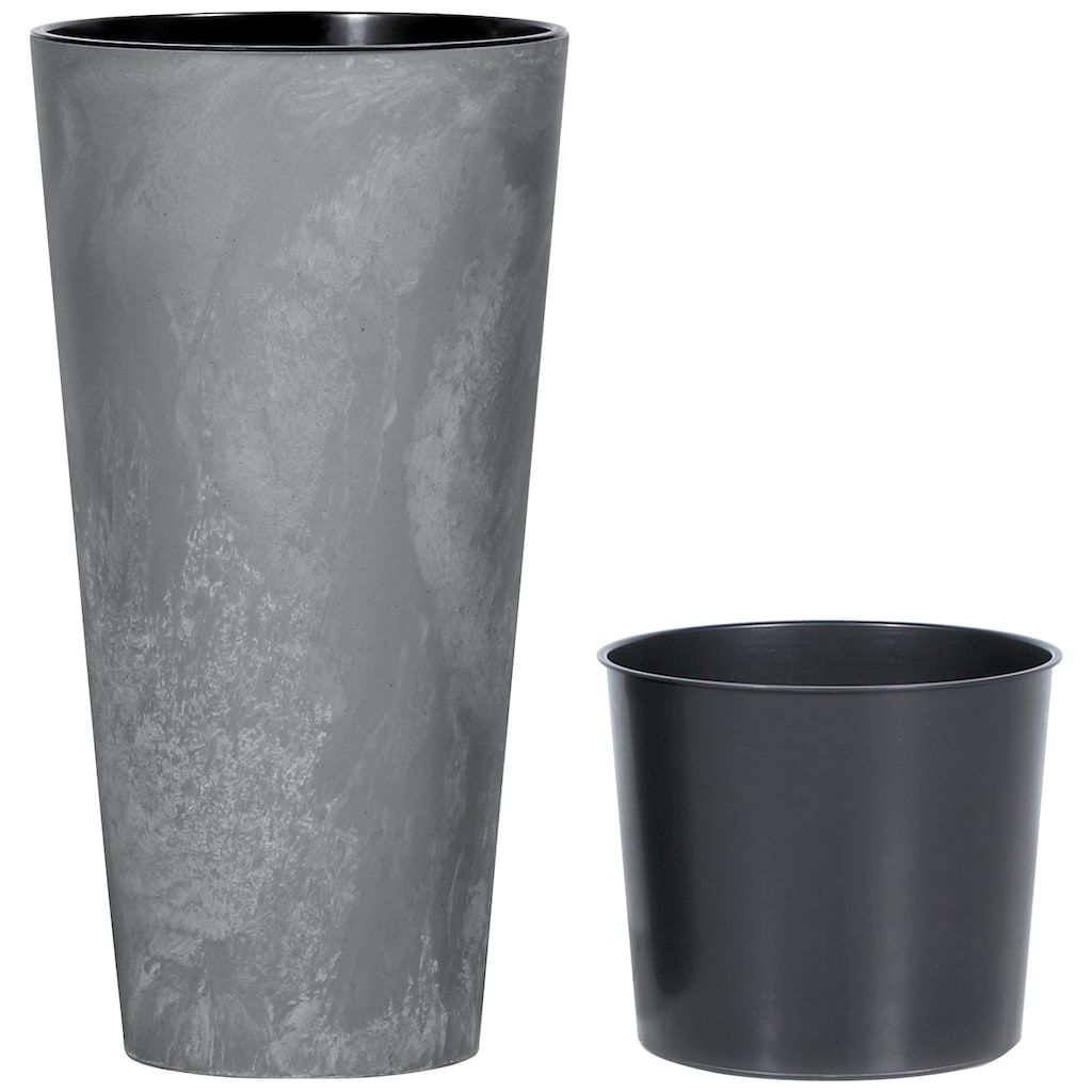 Prosperplast Pflanzkübel »Tubus Slim Effect«, ØxH: 40x76,2 cm