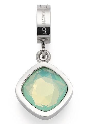 LEONARDO Charm-Einhänger »Darlin's, 017980«, mit Kristallsteinen kaufen