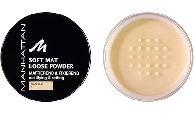 "MANHATTAN Puder ""Soft Mat Loose Powder"" kaufen"