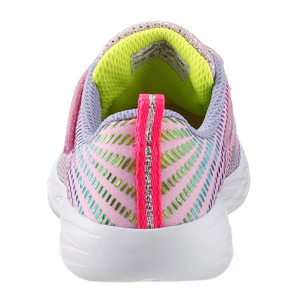 Skechers Kids Sneaker »Go Run 600«, in coolen Farben